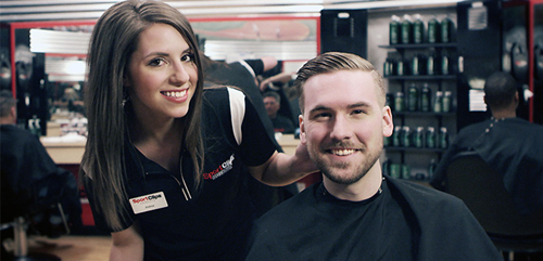 Sport Clips Haircuts of Harlingen  Haircuts